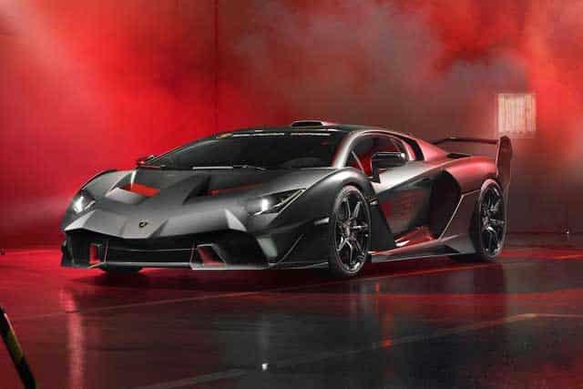 Los 10 Lamborghini más caros del mundo: SC18