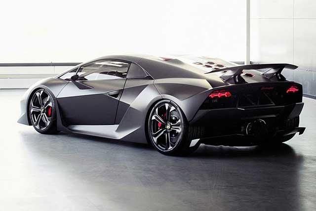 Los 10 Lamborghini más caros del mundo: Sesto Elemento
