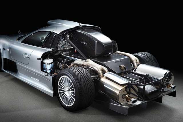 Los 10 autos Mercedes-Benz más caros del mundo: CLK LM