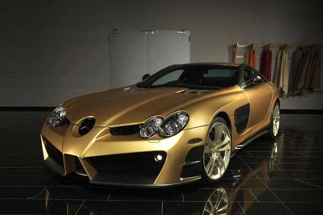 Los 10 autos Mercedes-Benz más caros del mundo: Mansory Renovatio