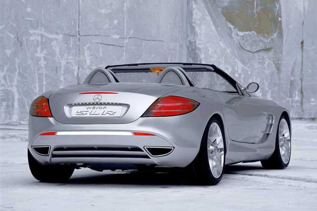 Los 10 autos Mercedes-Benz más caros del mundo: SLR Concept