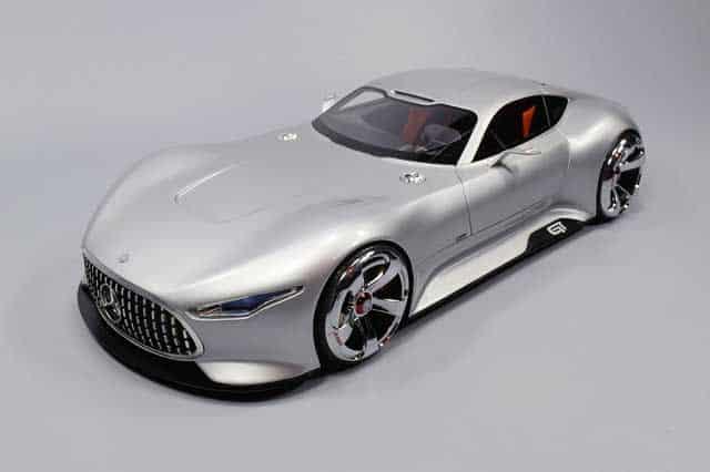 Los 10 autos Mercedes-Benz más caros del mundo: Vision Gran Turismo