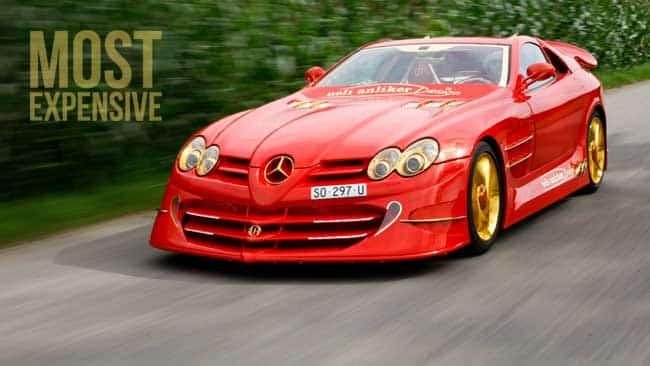 most expensive mercedes benz cars .Los 10 autos Mercedes más caros del mundo/ Mercedes Benz mas caro.