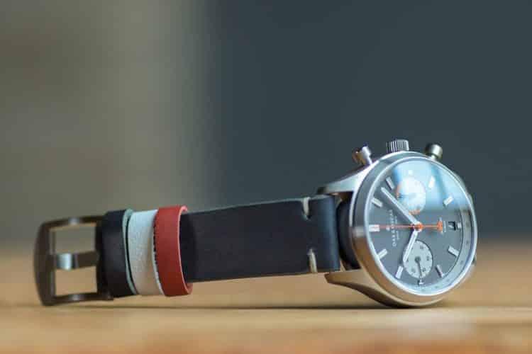 oak 05 Una mirada más cercana al reloj rizador Oak & Oscar Jackson