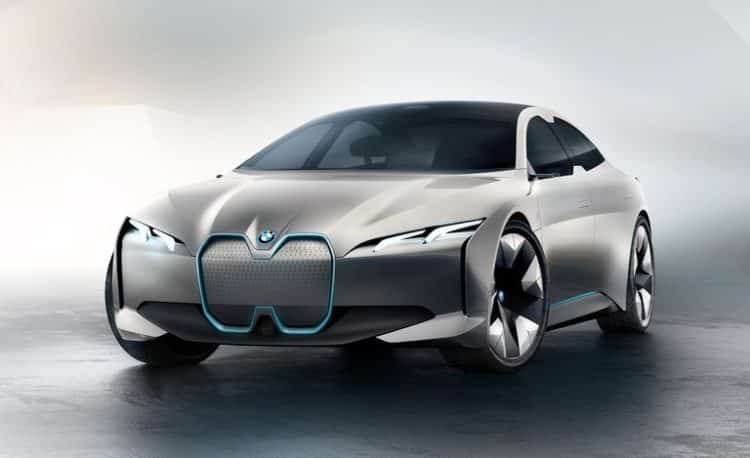 p90276425 highres 1539099143 Lo que sabemos sobre el i4 eléctrico de BMW hasta ahora