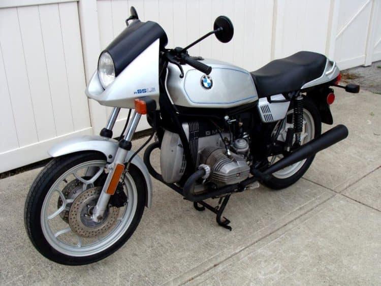 reeeeee Las 10 mejores motocicletas BMW de los años 80