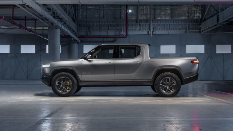 rivian r1t truck 13 20 coches eléctricos que no podemos esperar a ver en 2020