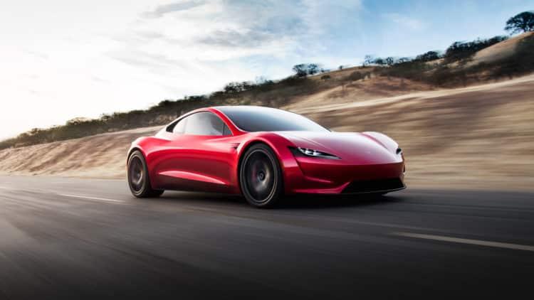 roadster social 20 coches eléctricos que no podemos esperar a ver en 2020