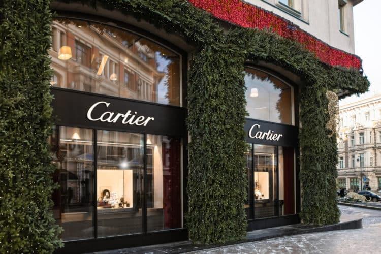 shutterstock 1245814405 e1607345437650 La historia y la historia detrás del logotipo de Cartier