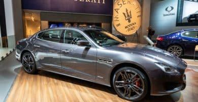 shutterstock 1293870889 e1599822097124 La historia y la historia detrás del logotipo de Maserati