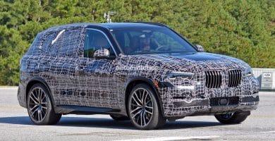 spyshots 2019 bmw x5 and x5 m show more skin in spartanburg 8 Una vista previa del BMW X5 2019