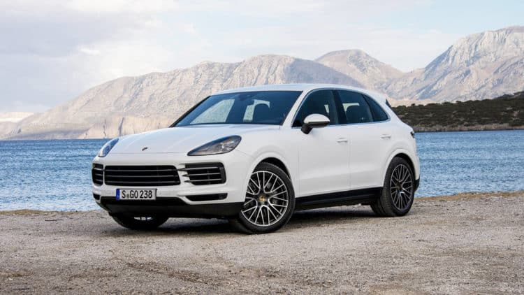 sun 6 SUV Porsche you can't go wrong with, best midsize suvs