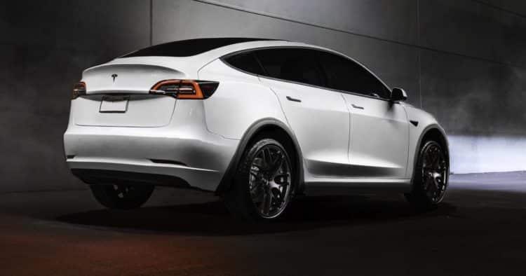 tesla model y render 20 coches eléctricos que no podemos esperar a ver en 2020