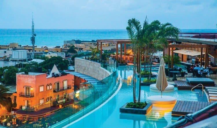 thompson playa del carmen meetings a The five best hotels in Playa del Carmen