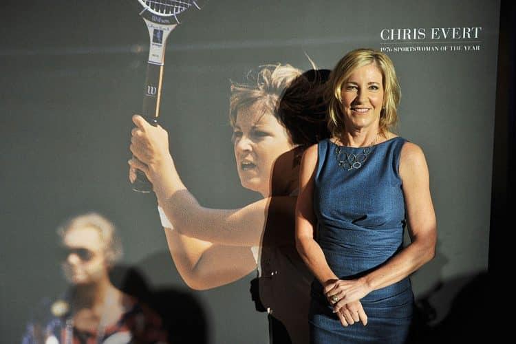 Presentación del premio al deportista del año 2011 de Sports Illustrated - Interior