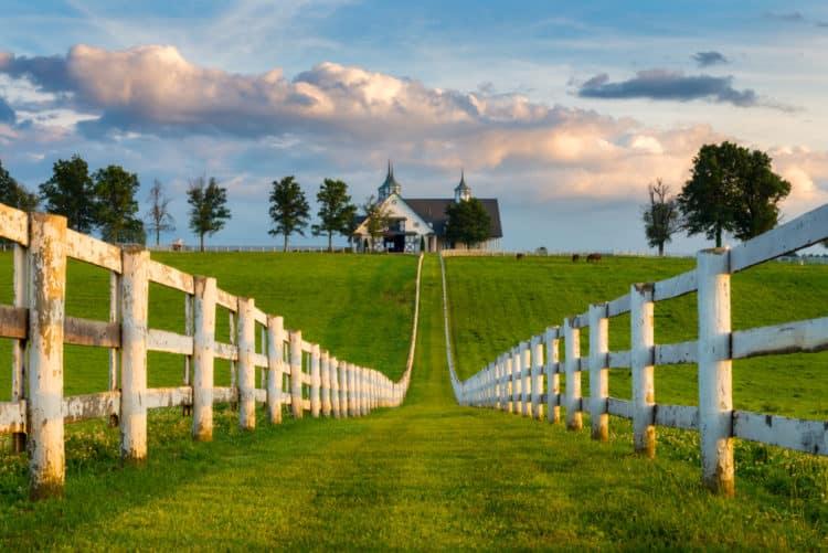 Plantación Eastland Park-Dixie, Kentucky