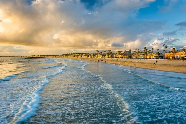 Playa de Newport