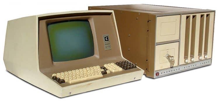 1979 Cromemco System Three