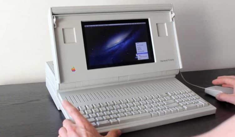 1989 Macintosh Portable
