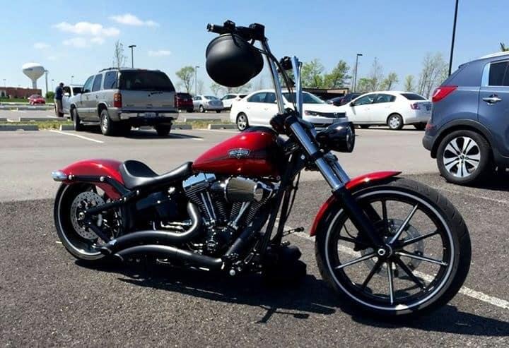 2013 Harley Davidson 1 Las 10 mejores compañías de seguros para motocicletas