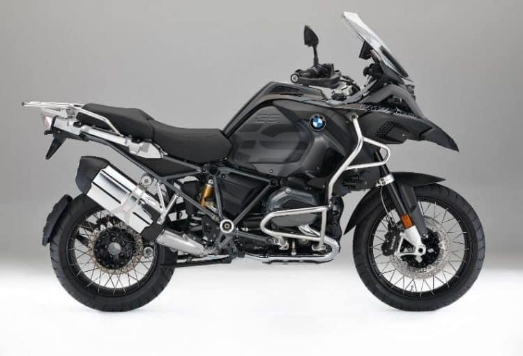 2017 BMW R1200GS Adventure Triple Negro