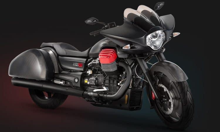 2017 Moto Guzzi MGX-21