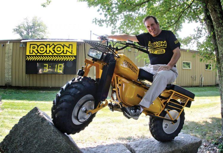 2017 Rokon MotoTractor