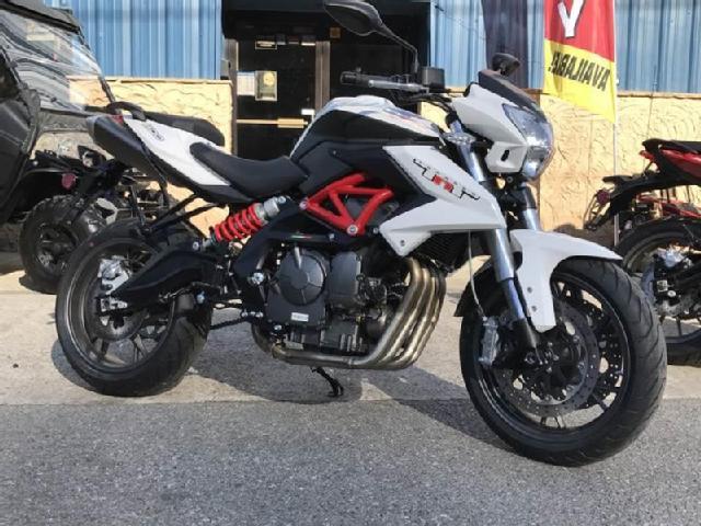 2020 Bernelli TNT 600 1