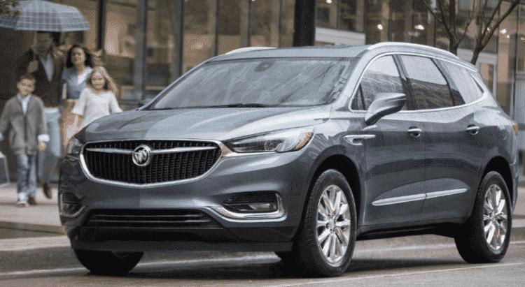 2020 Buick Enclave Avenir 1