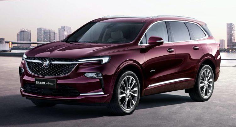 2020 Buick Enclave Avenir 5