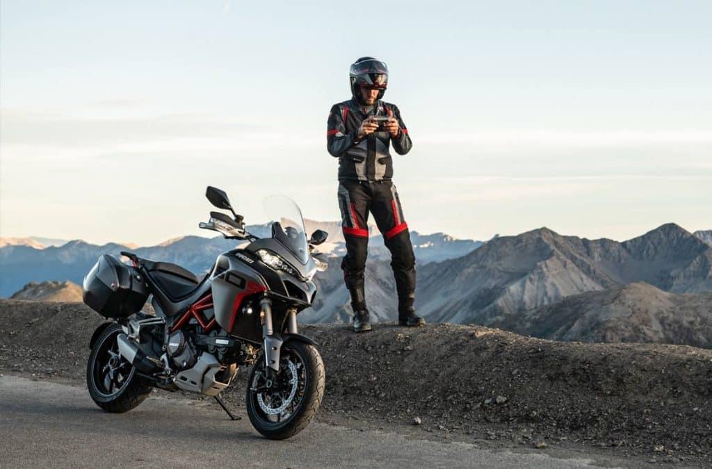 2020 Ducati Multistrada 1260 S Grand Tour 2 Una mirada más cercana a la Ducati Multistrada 1260 S Grand Tour 2020