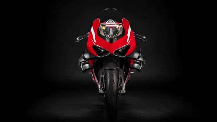 2020 Ducati Superleggera V4 delantera