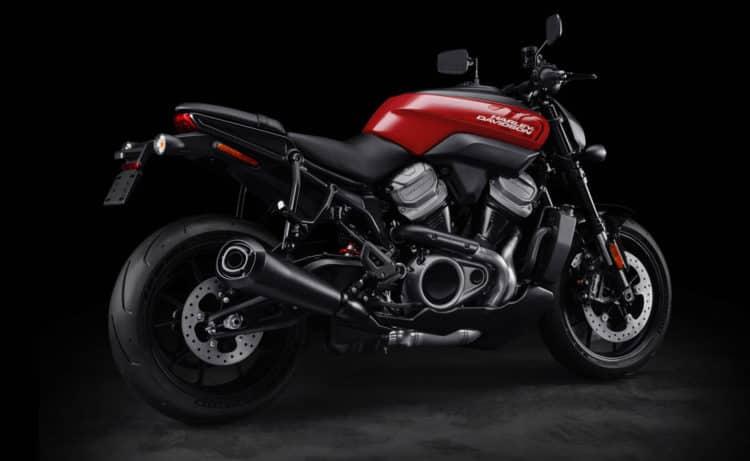 2020 Harley Davidson Bronx 5