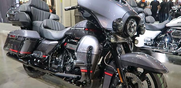 2020 Harley Davidson CVO Limited Una mirada más cercana a la Harley Davidson CVO Limited 2020