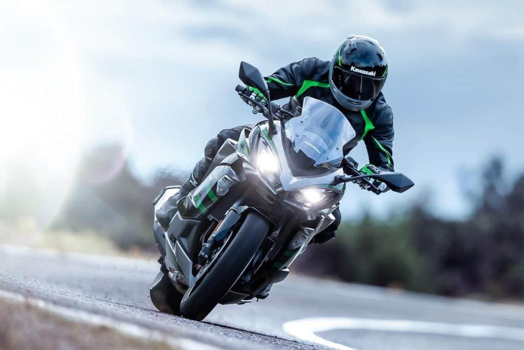 2020 Kawasaki Ninja 1000 SX 2 Una mirada más cercana a la Kawasaki Ninja 1000 SX 2020