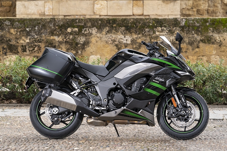 Kawasaki Ninja 1000 SX 4 2020
