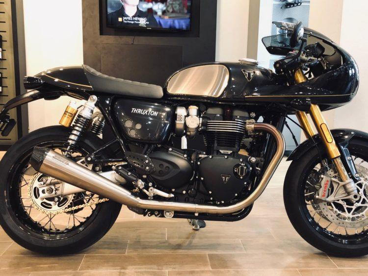 2020 Triumph Thruxton 1