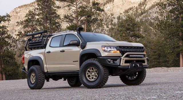 2021 Chevy Colorado 1