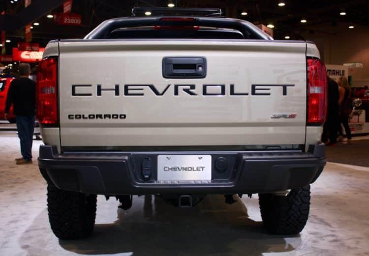 2021 Chevy Colorado 3