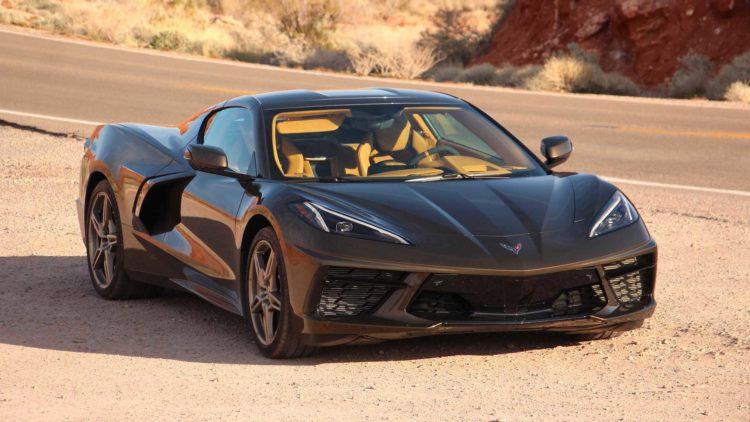2021 Chevy Corvette 1