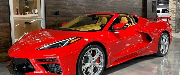 2021 Chevy Corvette 2