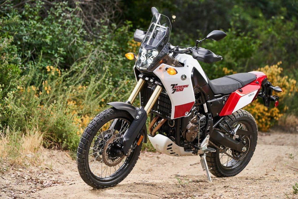 2021 Yamaha Tenere 70 2 Una mirada más cercana a la Yamaha Ténéré 70 2021