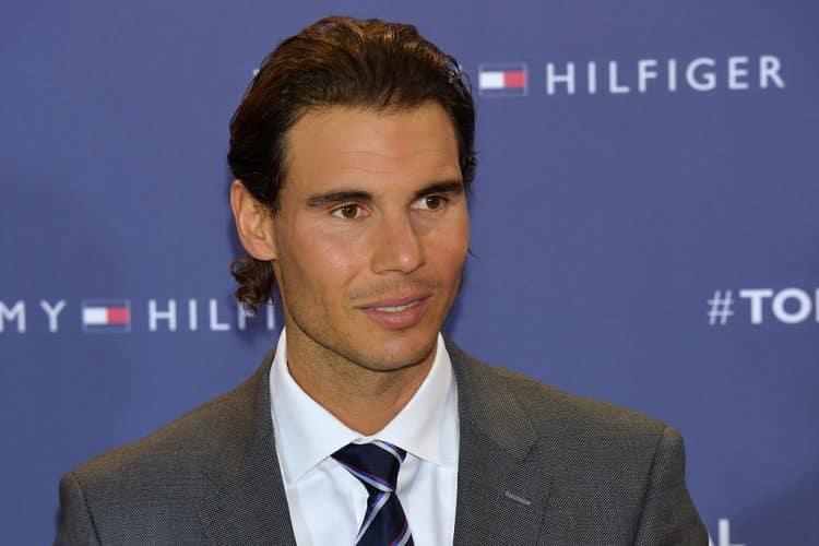 Rafael Nadal Embajador de Tommy Hilfiger en Madrid
