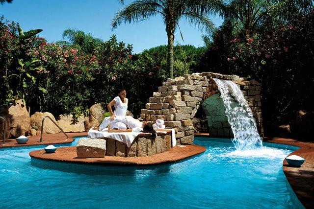 Acquaforte Thalasso Spa Sardinia Los cinco mejores spas de lujo en Italia