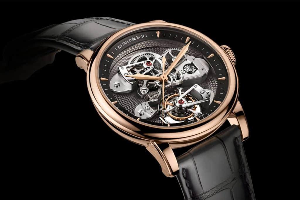 Arnold and Son Royal TBTE 1 Los 10 mejores relojes Arnold and Son de todos los tiempos