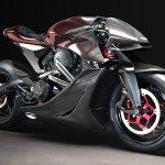 Aston Martin AMB 001 Motorcycle 1 Cinco celebridades que aman las motocicletas