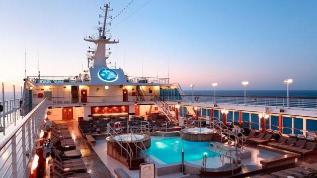 Azamara Club Cruises Todo lo que necesita saber sobre Azamara Club Cruises Desire