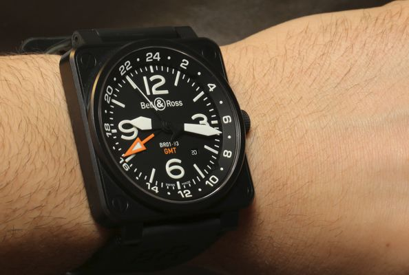 Reloj BELL & ROSS BR 01-93 GMT 24H