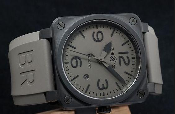 Reloj BELL & ROSS- BR 03-92 Commando