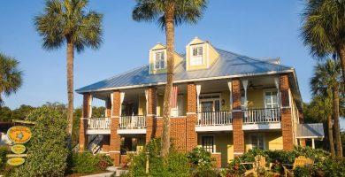 Beachview Bed and Breakfast Los cinco mejores hoteles de Tybee Island de 2016